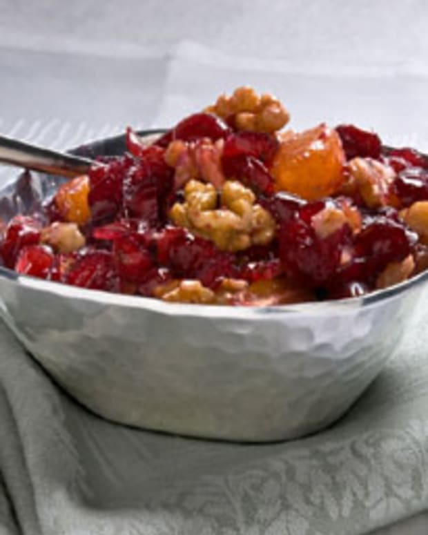 Zinfull Cranberry Relish