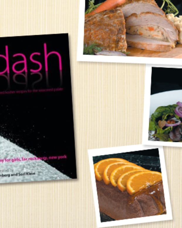 Dash-Cookbook