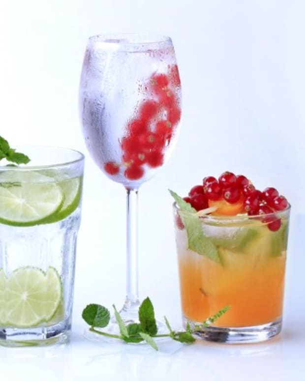 Kosher Gin Cocktails