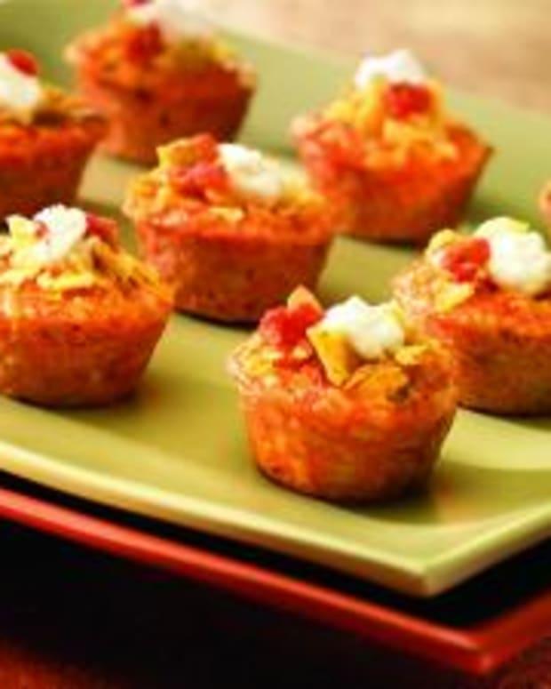Southwest Salsa Rice Bites