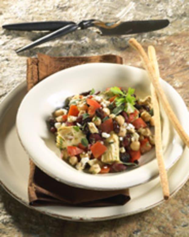 Antipasto Salad with California Raisins