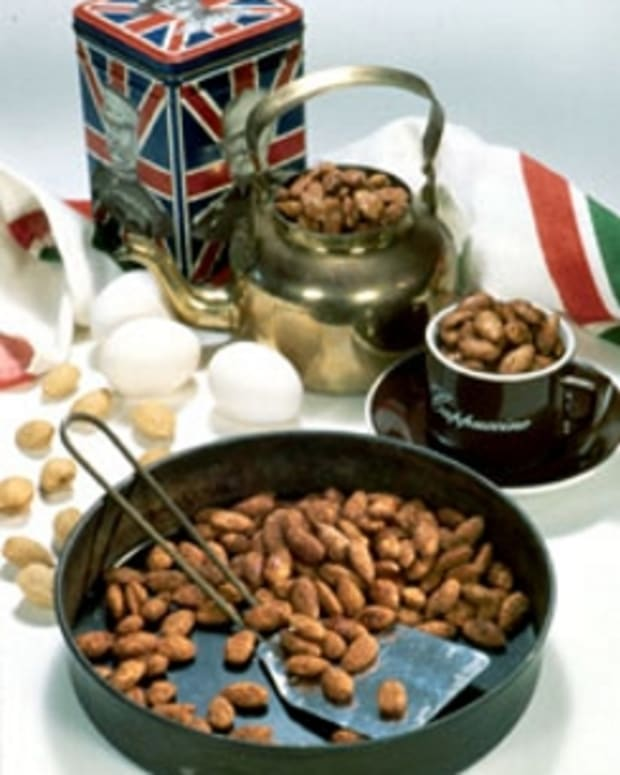 English Tea Almonds