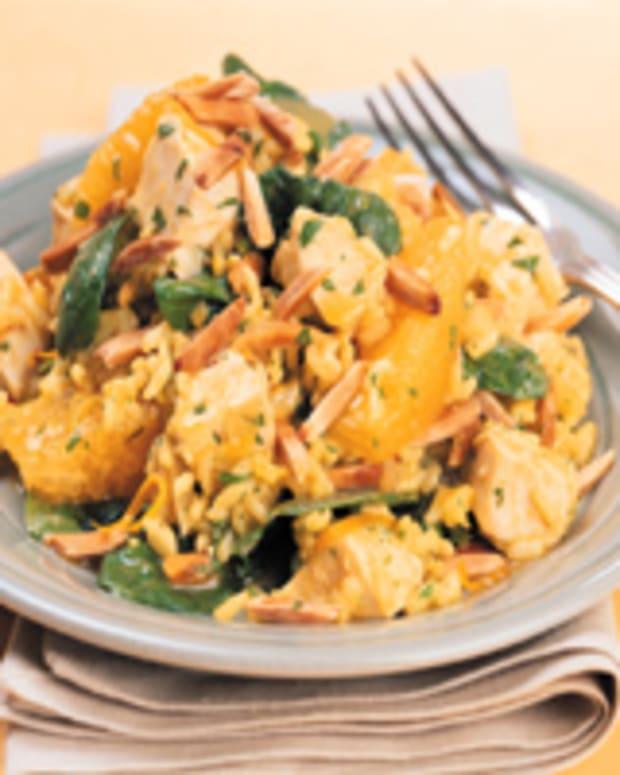 Yellow Rice with Cilantro