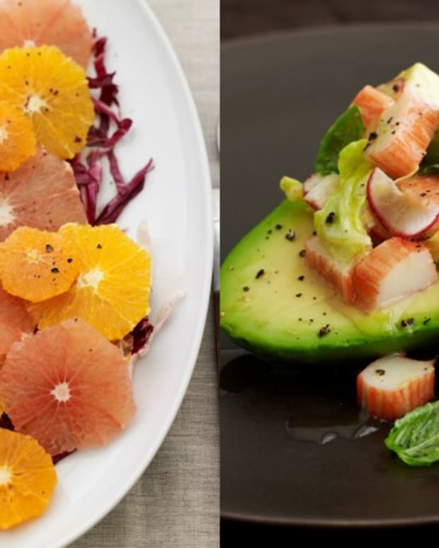 cooking with joy fruit salad and avocado