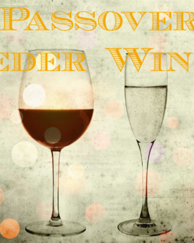 passover seder wines