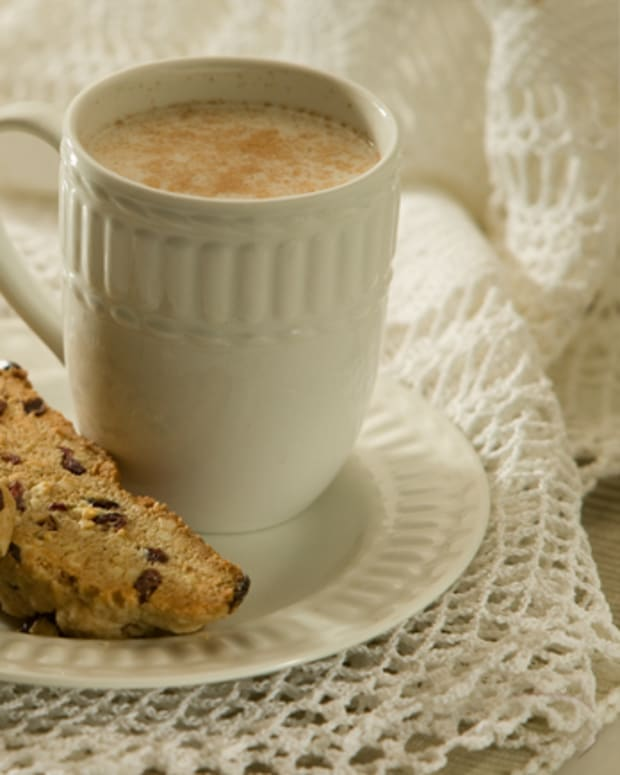 Dried Fruit Biscotti