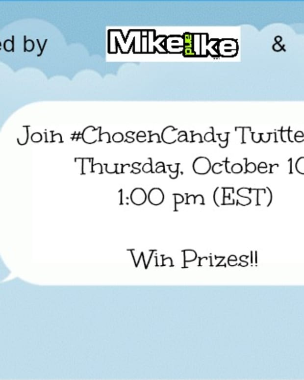 chosen candy twitter chat