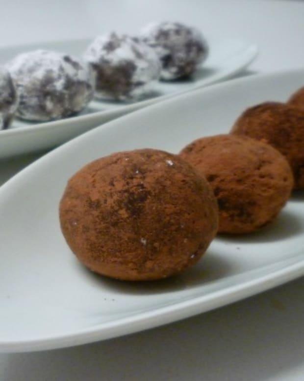 sabra choc truffles
