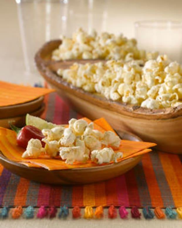 Chipotle Ranch Popcorn
