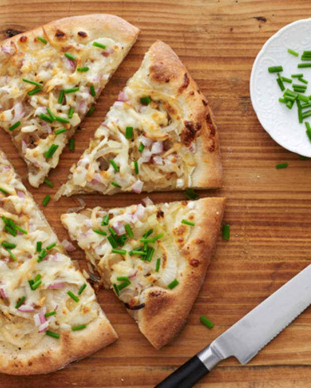 Onion Lovers Pizza