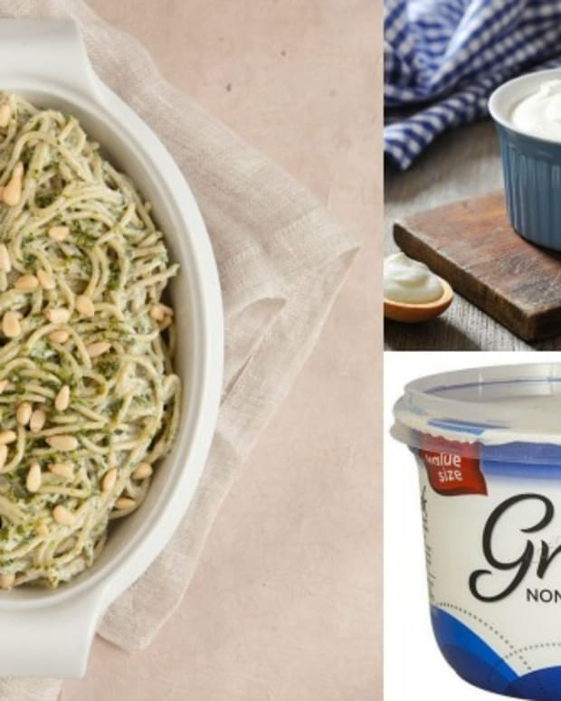 greek yogurt use