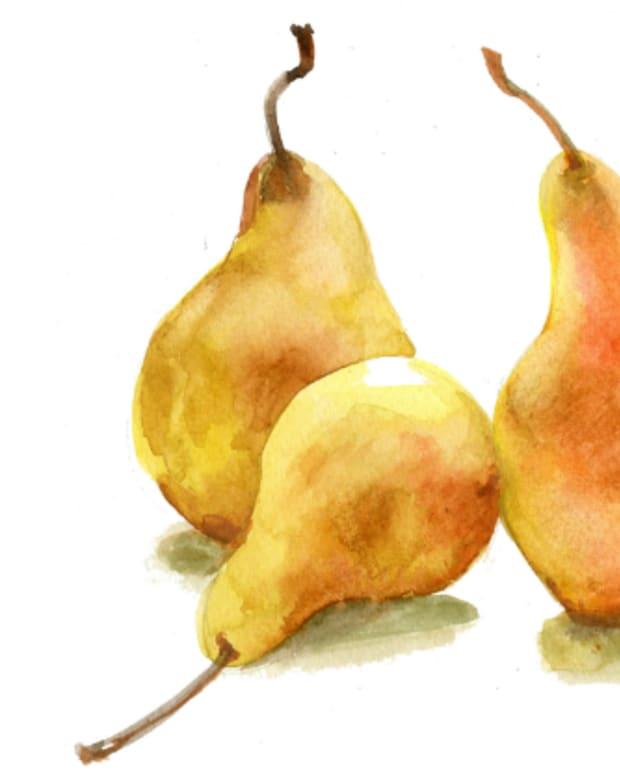 pear parfait
