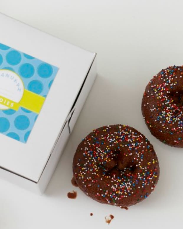 Chanukah Donuts