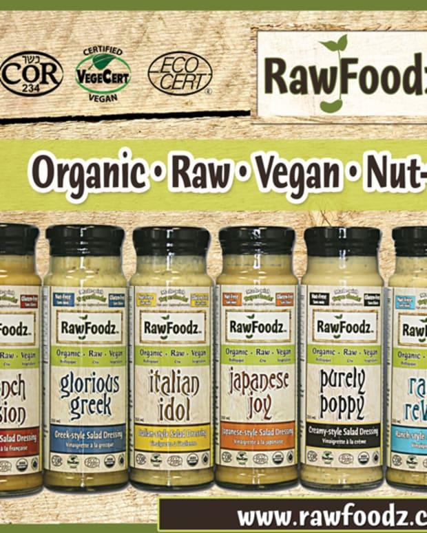 raw food dressing