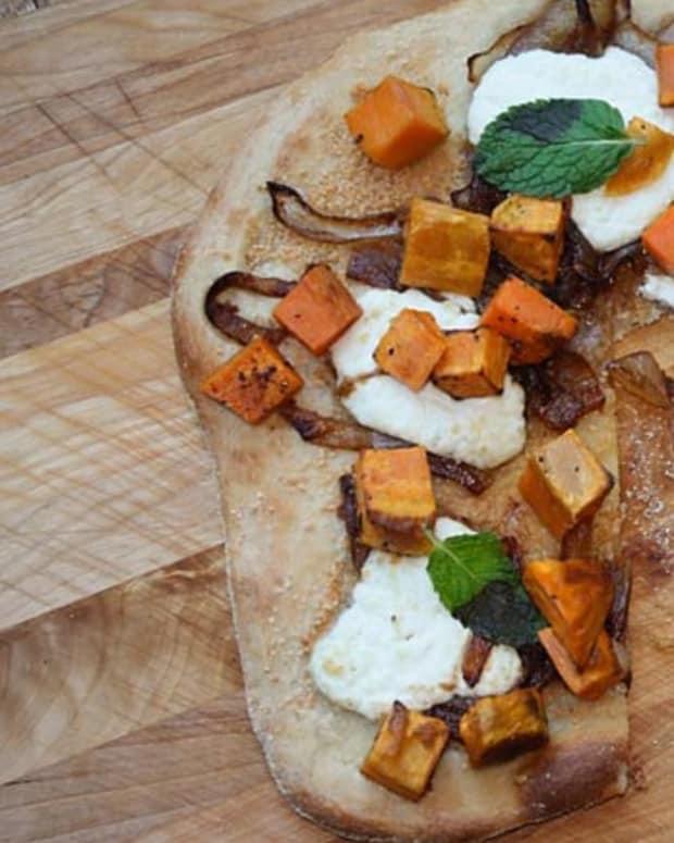 pumpkin pizza