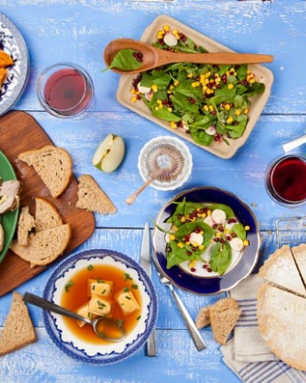 Italian Holiday Feast