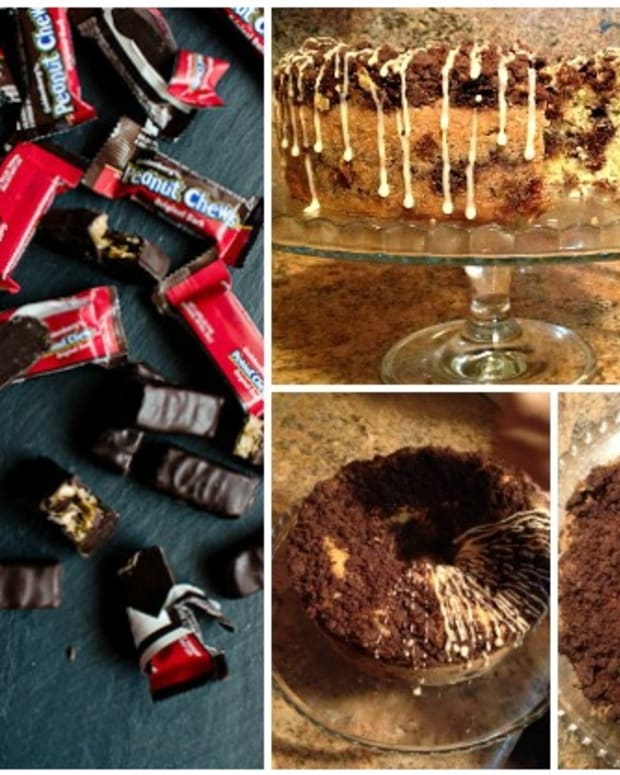 goldenberg's peanut chews cake
