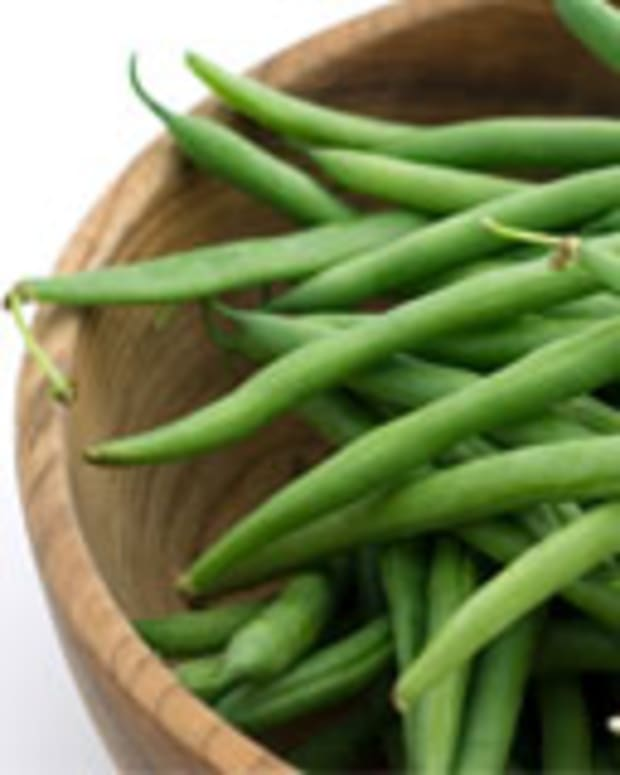 Make-Ahead Fresh Green Beans