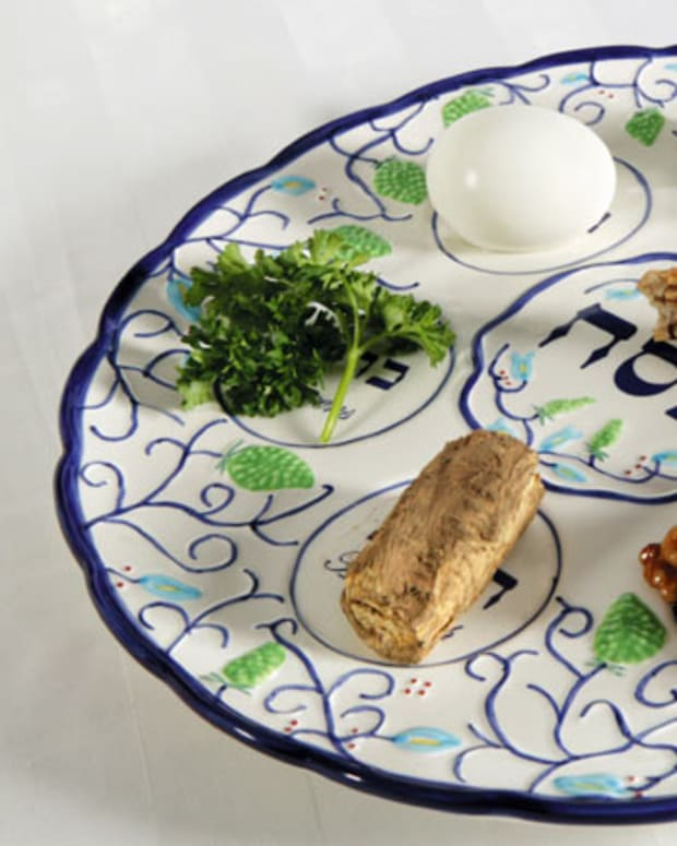 seder-plate