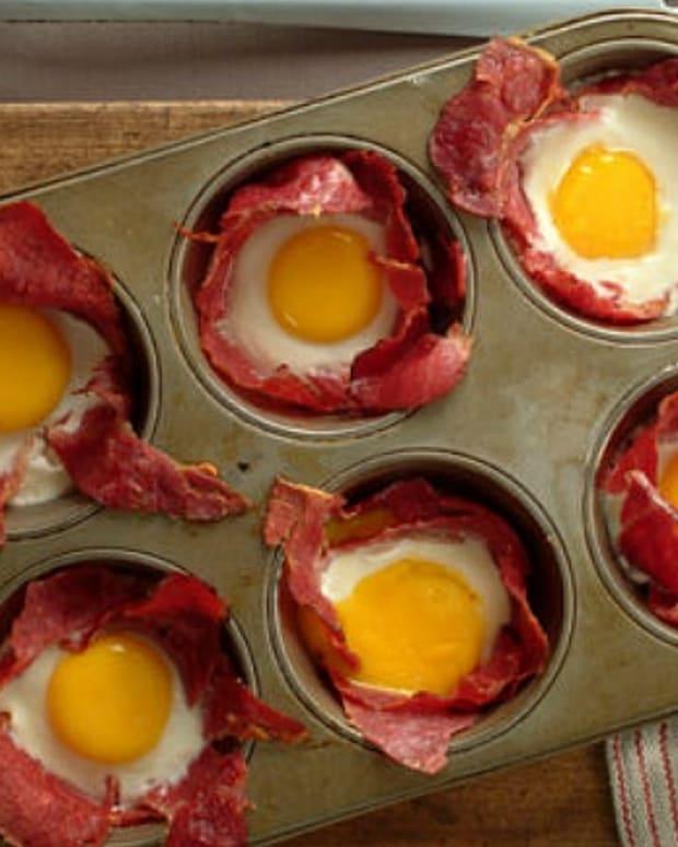 macon muffin eggs