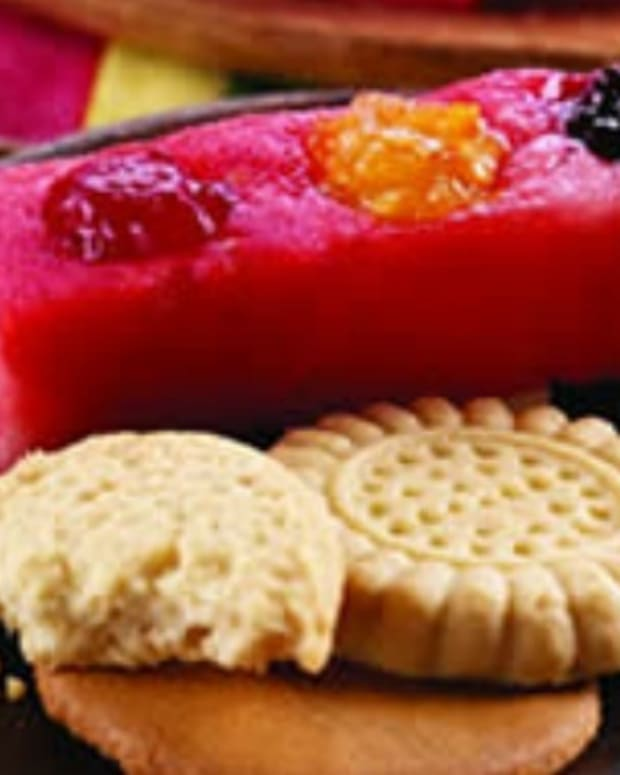 Watermelon Jelly Logs- Fruit Filled Rectangles