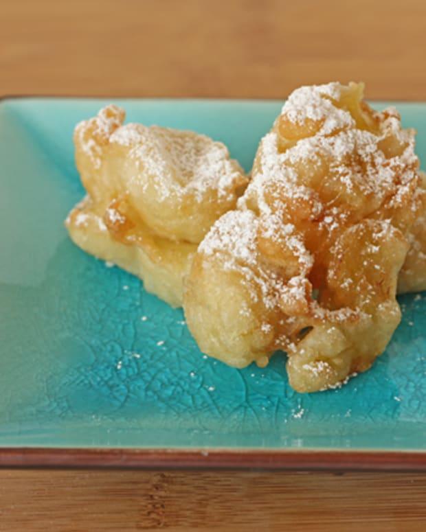 Banana Fritter