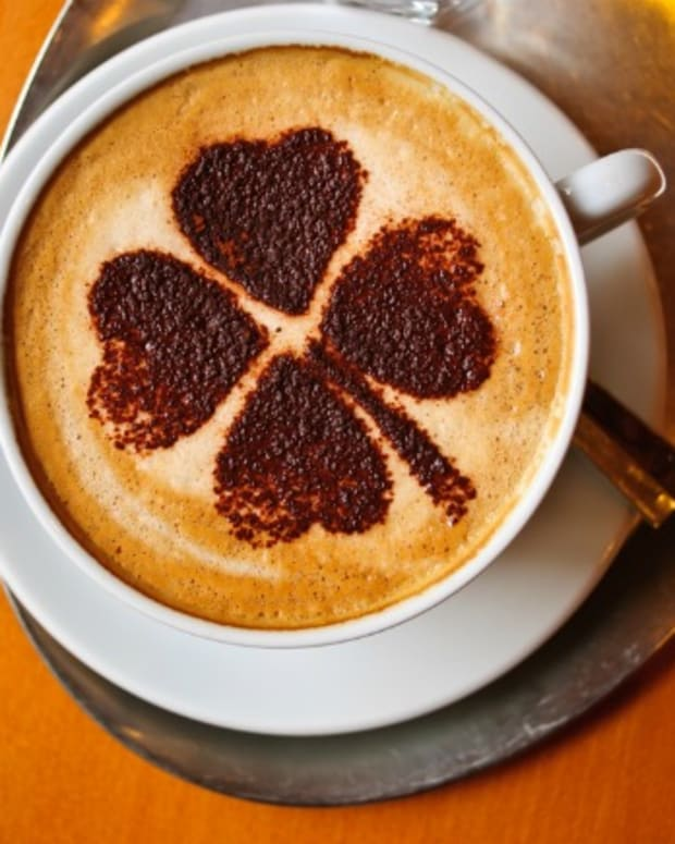 irish coffeee