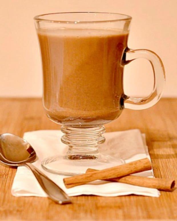 soy hot cocoa