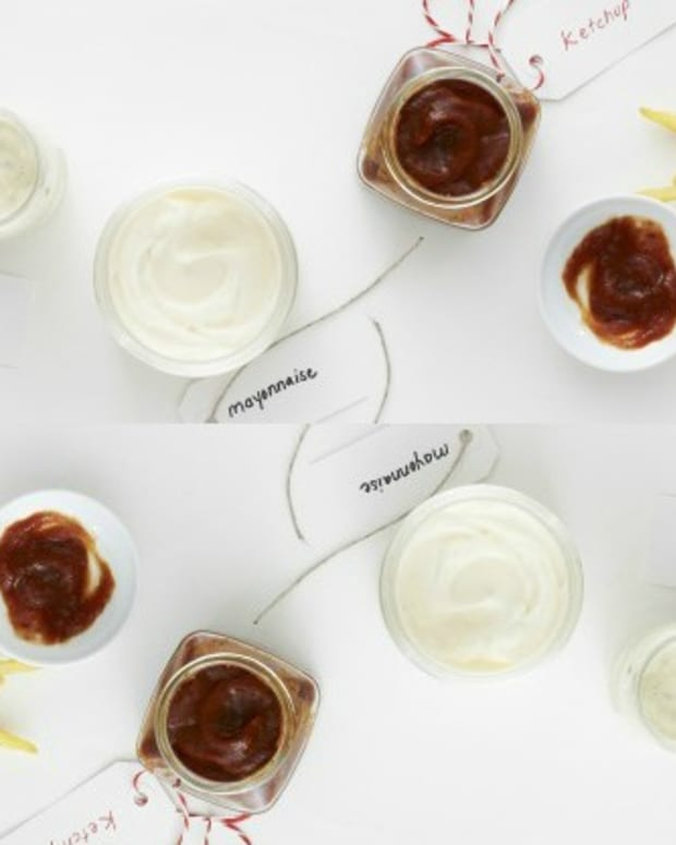 DIY Condiments