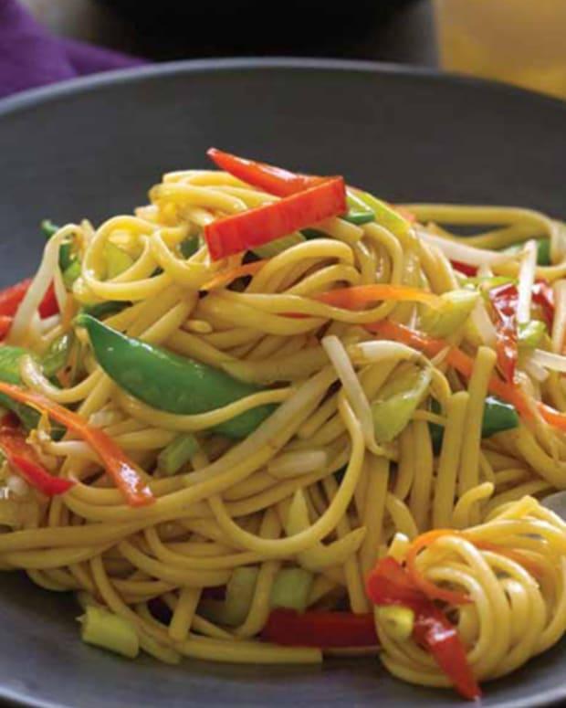 Vegetarian Lo-Mein