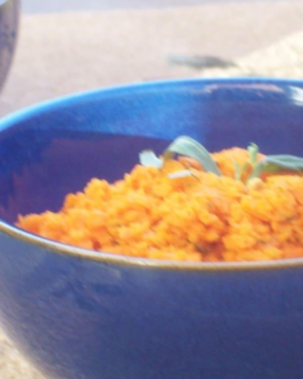 Tarragon Carrot Salad