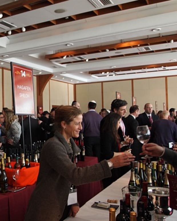 kwe2013 - Kosher Food and Wine