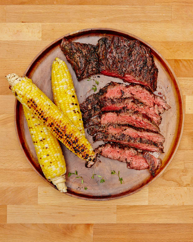 Crescent Steak can't overcook