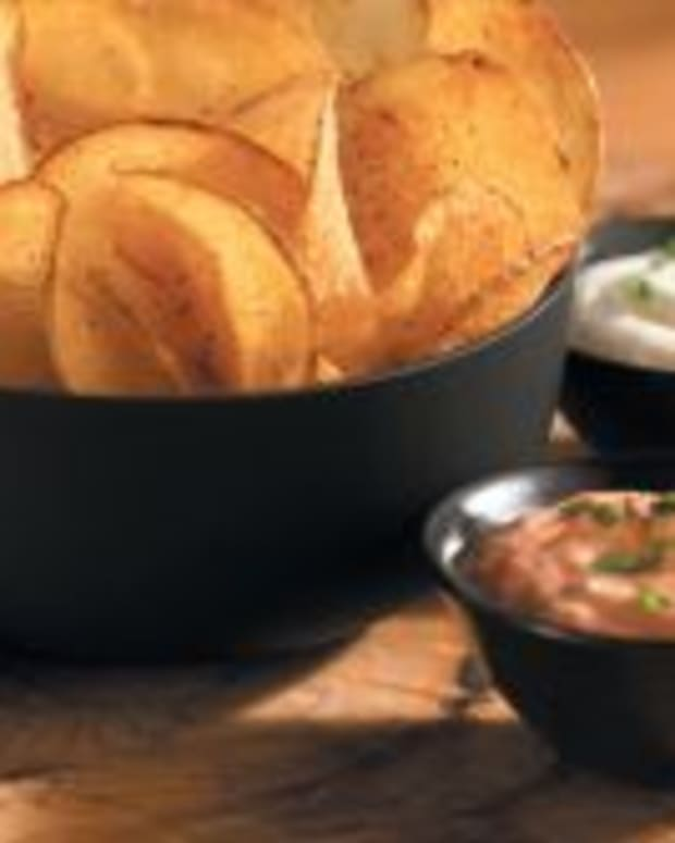 FireLake Idaho® Potato Chips with Two Dips