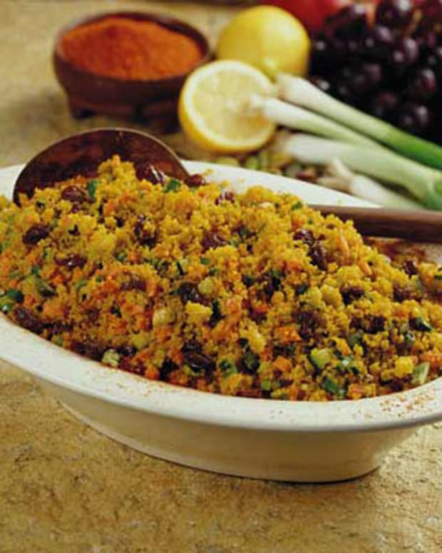 Couscous Salad With California Raisins
