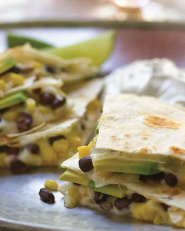 Mexican Quesadillas