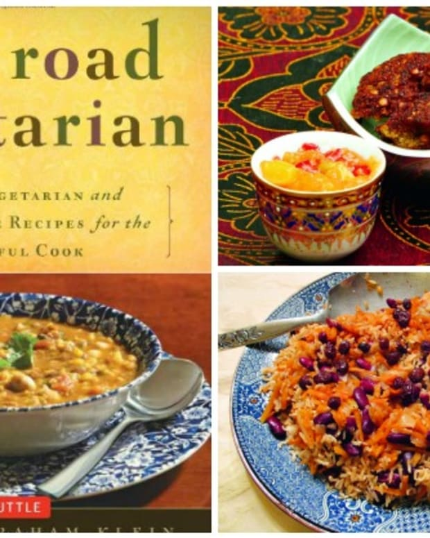 silk road cookbook