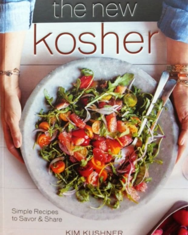 The New Kosher Cookbook