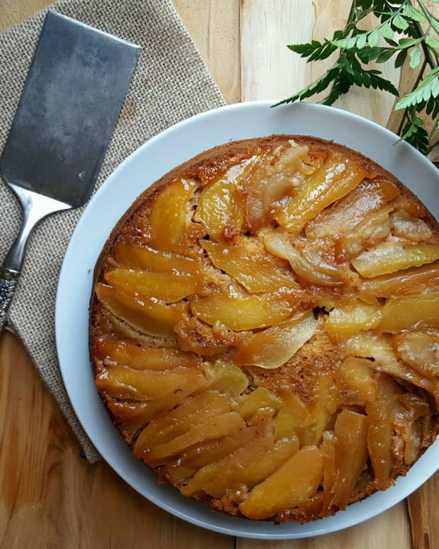 Apple Maple Tart
