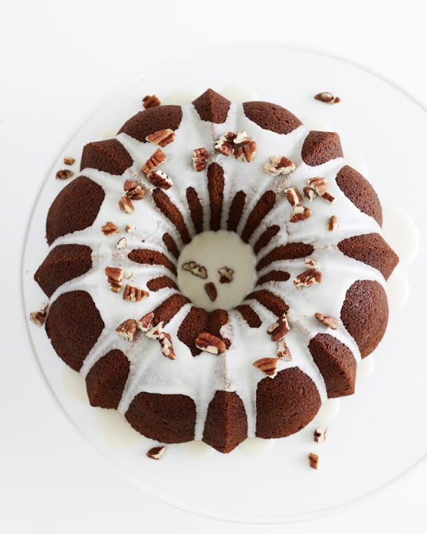 Carrot Honey Cake