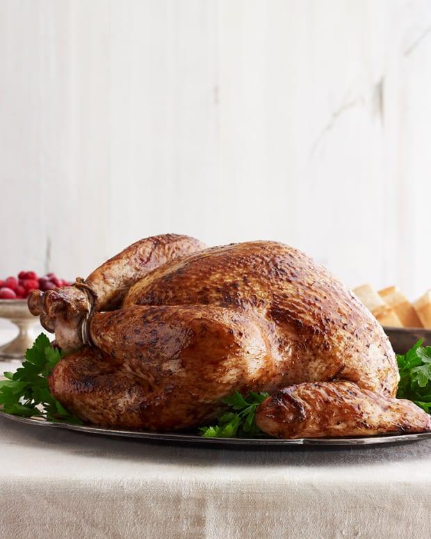 vertical thanksgiving turkey