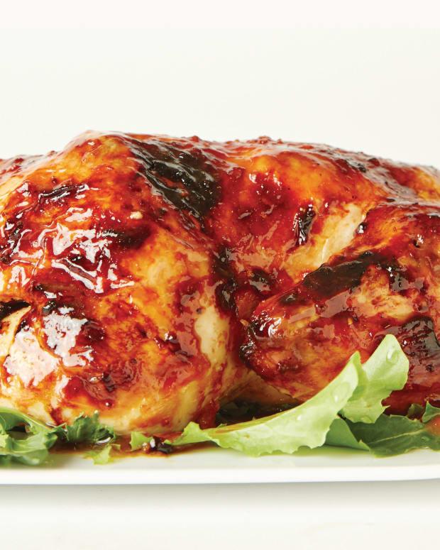 Levana's Barbecue Chicken 75