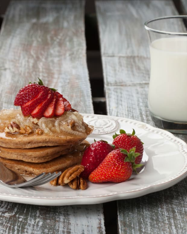 light as a feather whole wheat pancakes