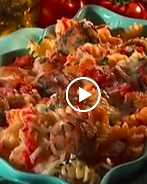 Fish Fusilli