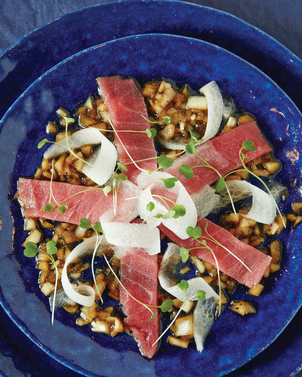 Sashimi Salad 65