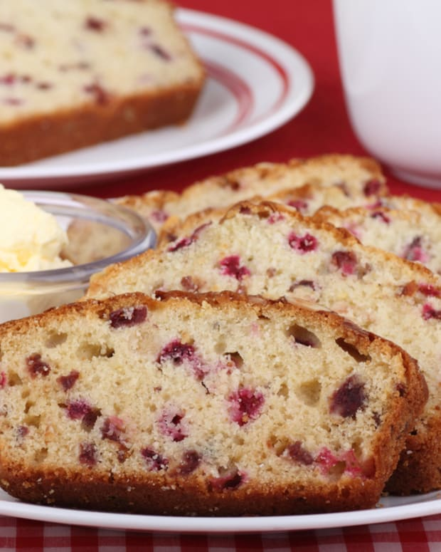 cranberry batter bread