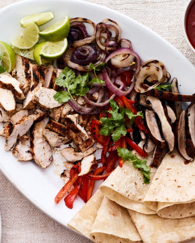 Make Your Own Fajitas