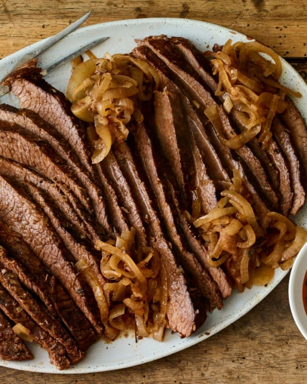 how to cook veal brisket