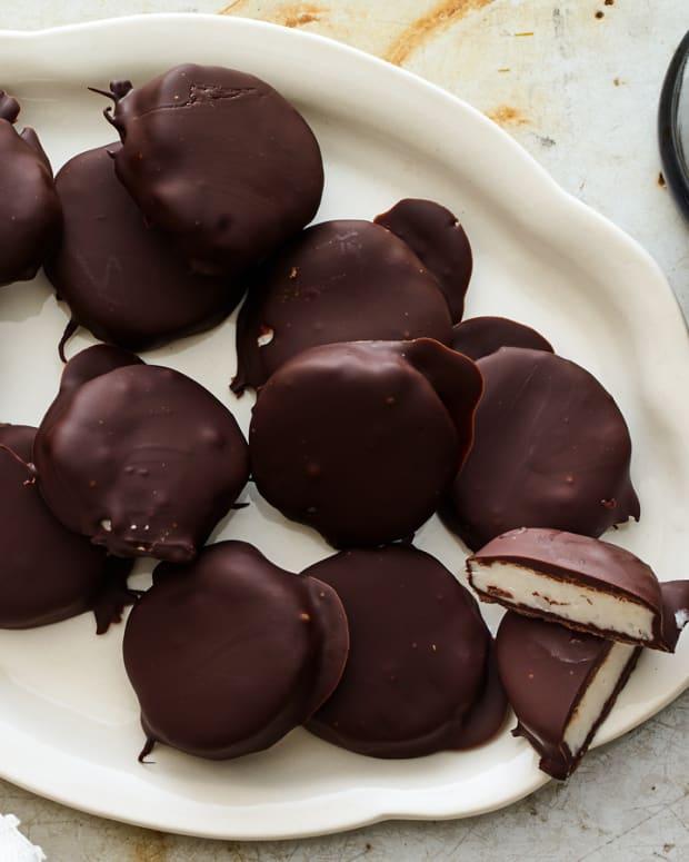 Chocolate Vanilla Bean Candies