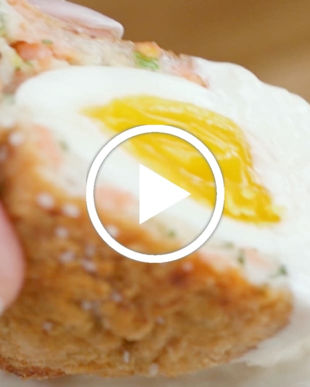 Gefilte Scotch Eggs